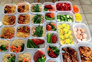 4 идеи о планировании приемов пищи